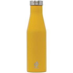 MIZU S4 Insulated Bottle 400ml with Stainless Steel Cap, harvest gold